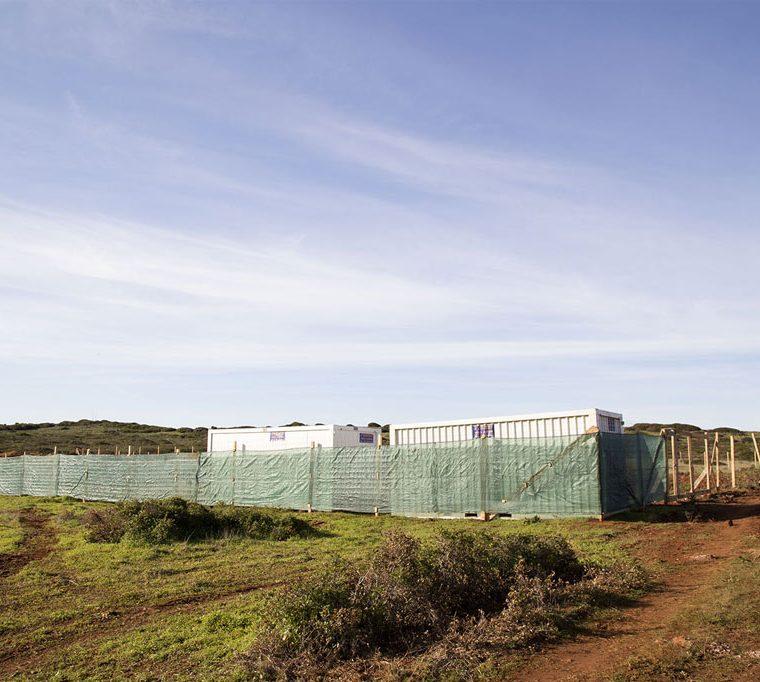 ETAR Vila do Bispo - Algarve